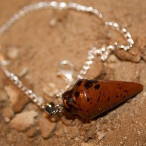 Jewelry - Pendulum/Bracelet Brown Quartz